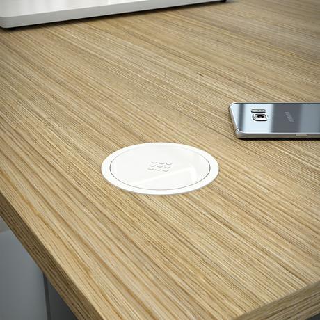 materiale elettrico online: caricatore wireless da piano