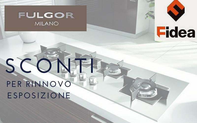 Fulgor Milano - tecnologia in cucina - Fidea Spazio Cucine