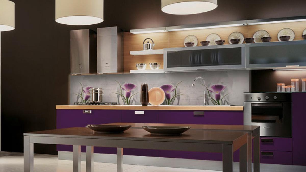 Pannelli per cucina ed elettrodomestici personalizzati - Pannelli per retro cucina ...