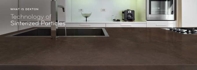 Piani di lavoro e top per cucine in dekton fidea spazio - Piani di lavoro cucina materiali ...