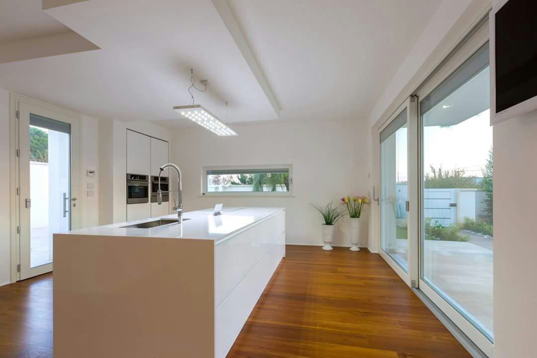 La tua idea di cucina il nostro progetto fidea spazio cucine - Artigiani cucine ...