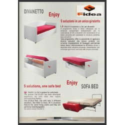 Brochure Divanetto Enjoy