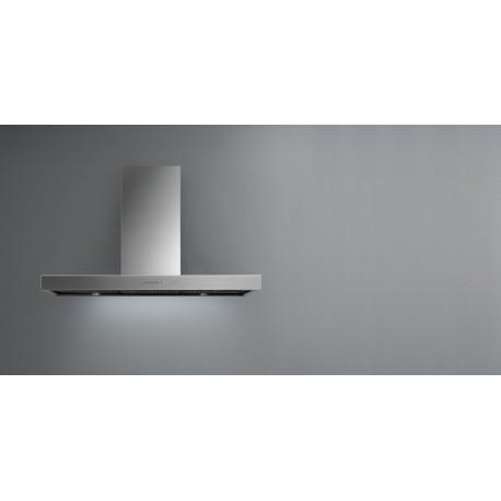 Cappa da cucina a parete 90 cm | portata motore 800 m3/h - Classe ...