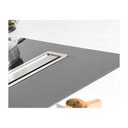 Piano cottura induzione 4 zone con cappa 40 cm integrata | Silverline