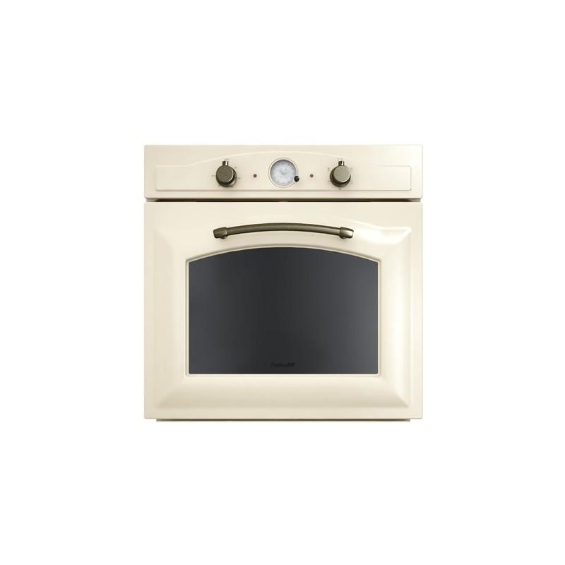 Piano cottura e forno elettrico foster color avorio - Piano cottura e forno ...