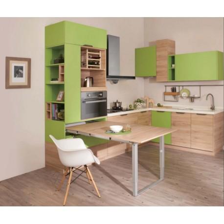 Sistema per tavolo estraibile a cassetto Party | Fidea Lecce
