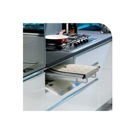 Prua asse da stiro estraibile sistemi trasformabili per cucina fidea - Asse da stiro da parete ...