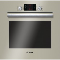 Bosch forno incasso HBG33B530 classe energetica A Quaz Champagne