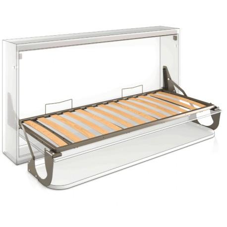 Play desk sistema salvaspazio per letto a parete a scomparsa | Fidea