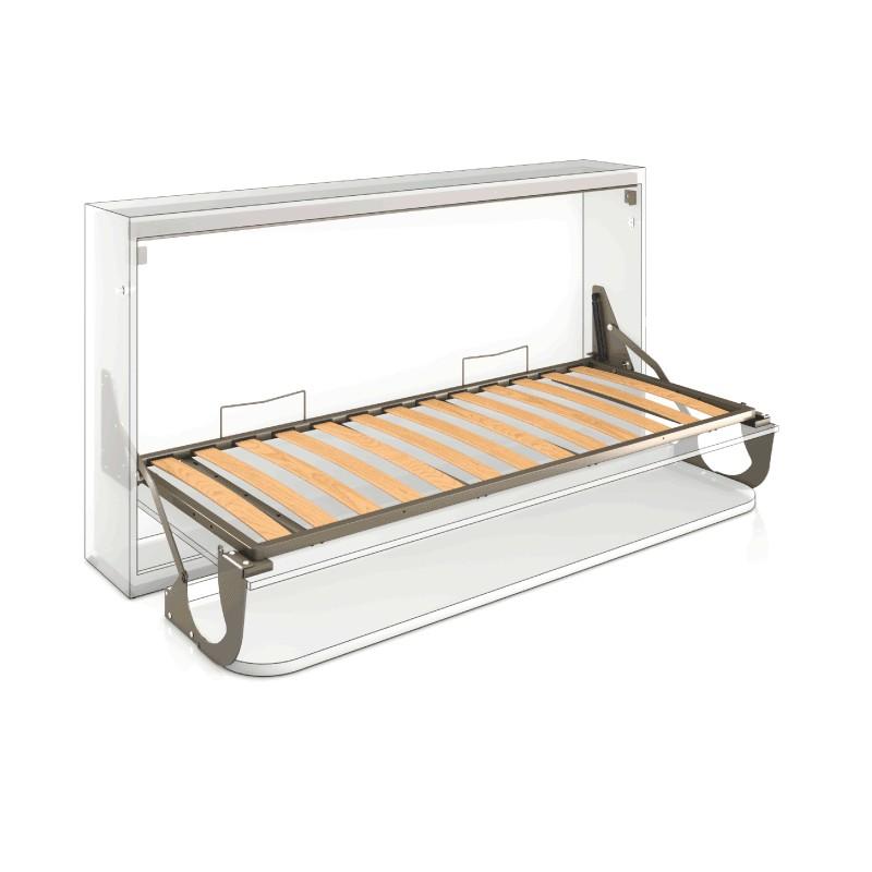 Play desk sistema salvaspazio per letto a parete a scomparsa fidea - Letto a parete a scomparsa ...