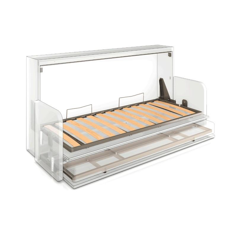 reti letto e sistemi salvspazio per letti orizzontali e verticali ...