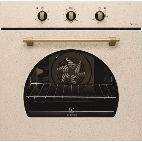 ELECTROLUX Forno FR53S linea rustica InfiSpace®