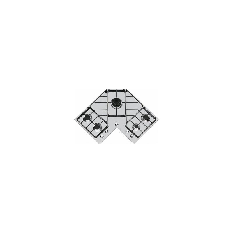 Foster piano cottura angolare da incasso 90 cm 7038052   Fidea Lecce