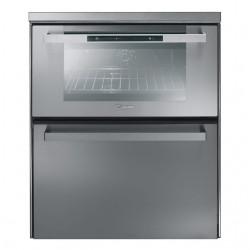 Duo Candy DUO609X forno e lavastoviglie da incasso