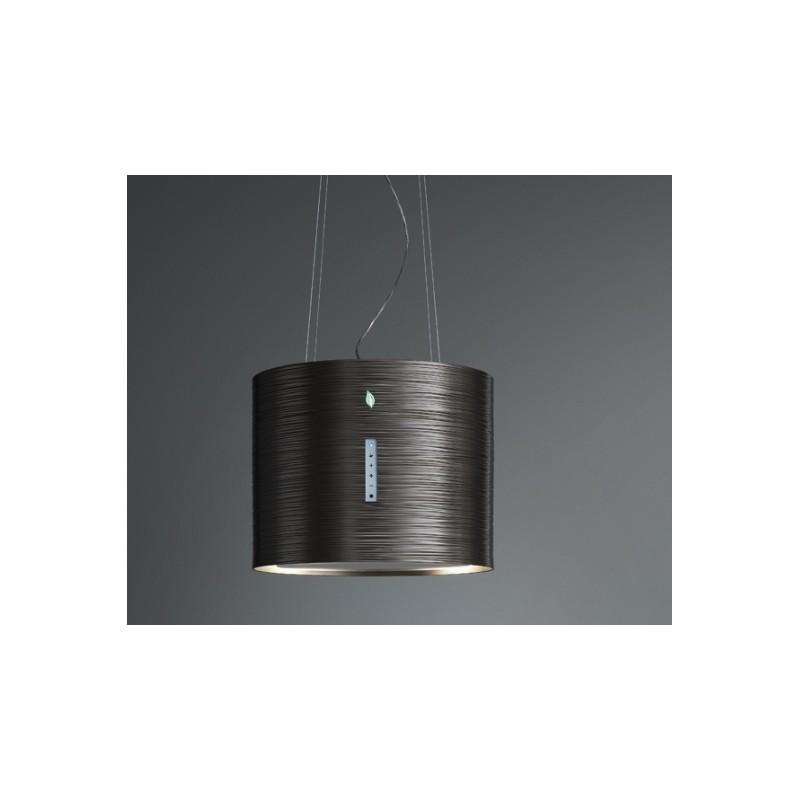 Cappa ad isola 45 cm di design falmec twister for Cappa isola