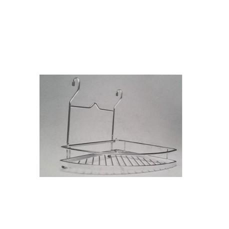 Mensola angoliera a muro