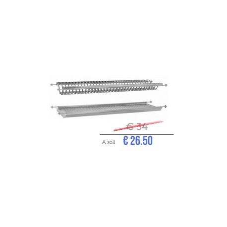 Scolapiatti da incasso I800430CB56 incasso pensile 60 cm   Elletipi