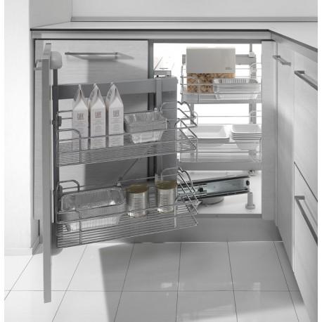 Estraibili cucina: cesello per cucina base ad angolo 803BY | Fidea