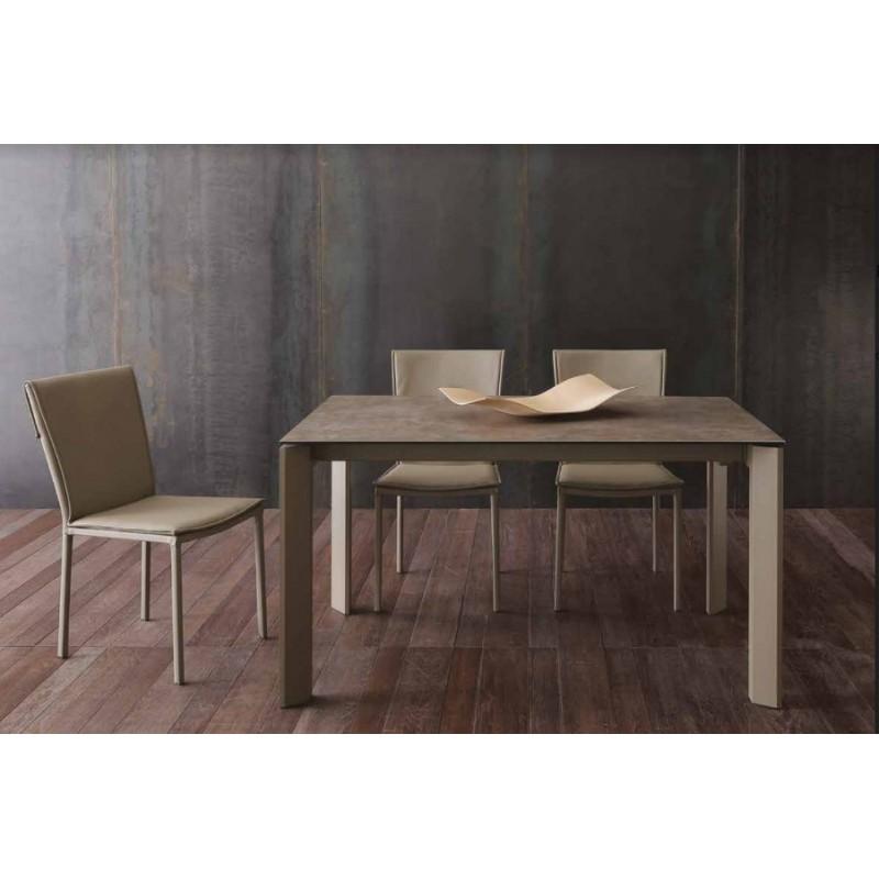 tavolo allungabile da cucina con sedie tavoli e sedie