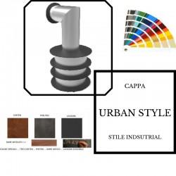 Cappa a parete cucina Urban Style Sat