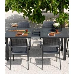 Tavolo allungabile da giardino 160*100 ST120