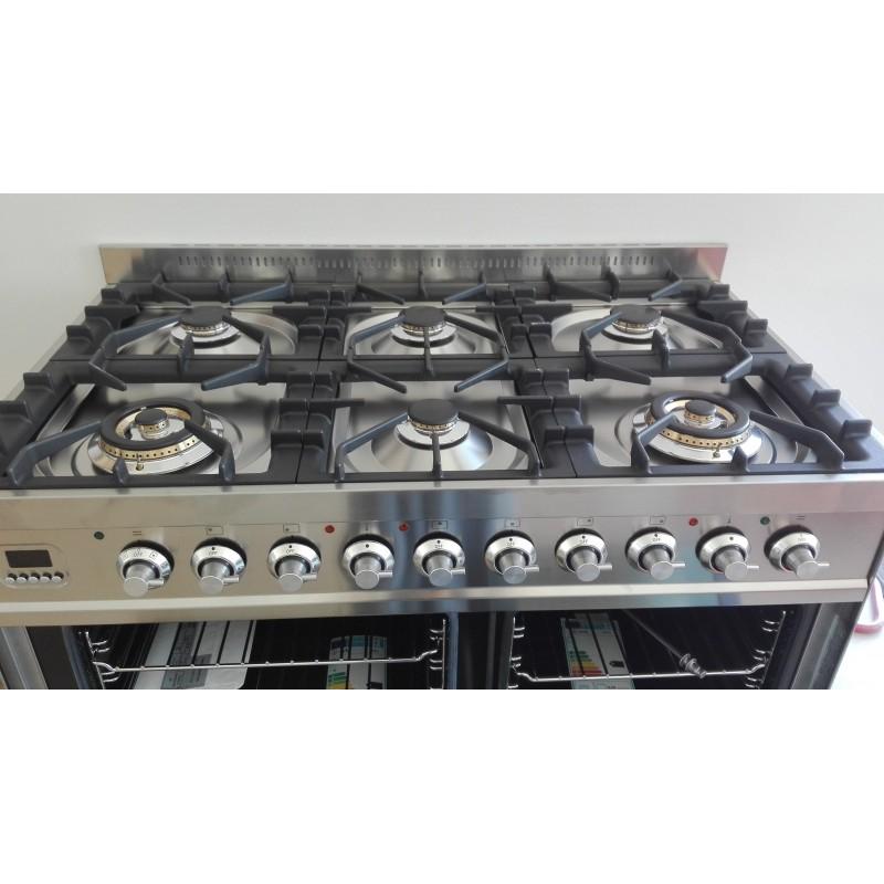 Cucina monblocco Ilve Professional Plus PDL1006E3/I - Fidea Lecce
