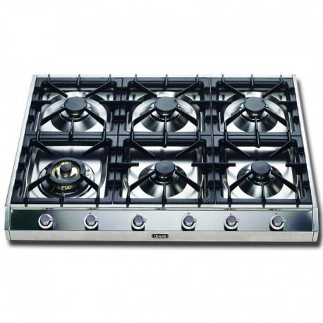 Piano cottura professionale da appoggio ilve hp96596d i - Piano appoggio cucina ...