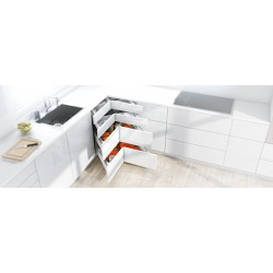 Blum Space Corner - soluzioni per angoli cucina