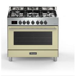 Bompani Cucina Tech crema 90*60 cm BO684DC/N