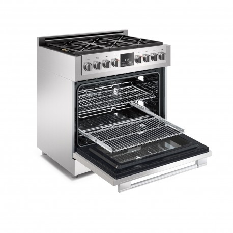 "Fulgor Cucina Professional 36"" FSRC 3606 P MG ED 2F X"