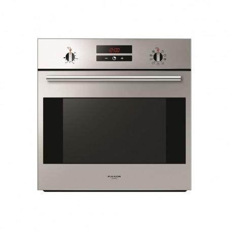 Forno da incasso ventilato - Forno da cucina in acciaio inox QO6009PTX