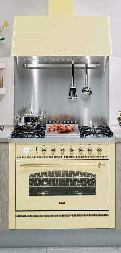 Cucina Ilve P90N Professionl Nostalgie - Cucina combinata multifunzione