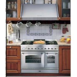 Cucina Ilve PD90N - piano cottura 90 cm | 2 forni