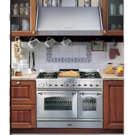 Cucina ilve pd90n doppio forno piano cottura 6 - Elettrodomestici cucina a gas ...
