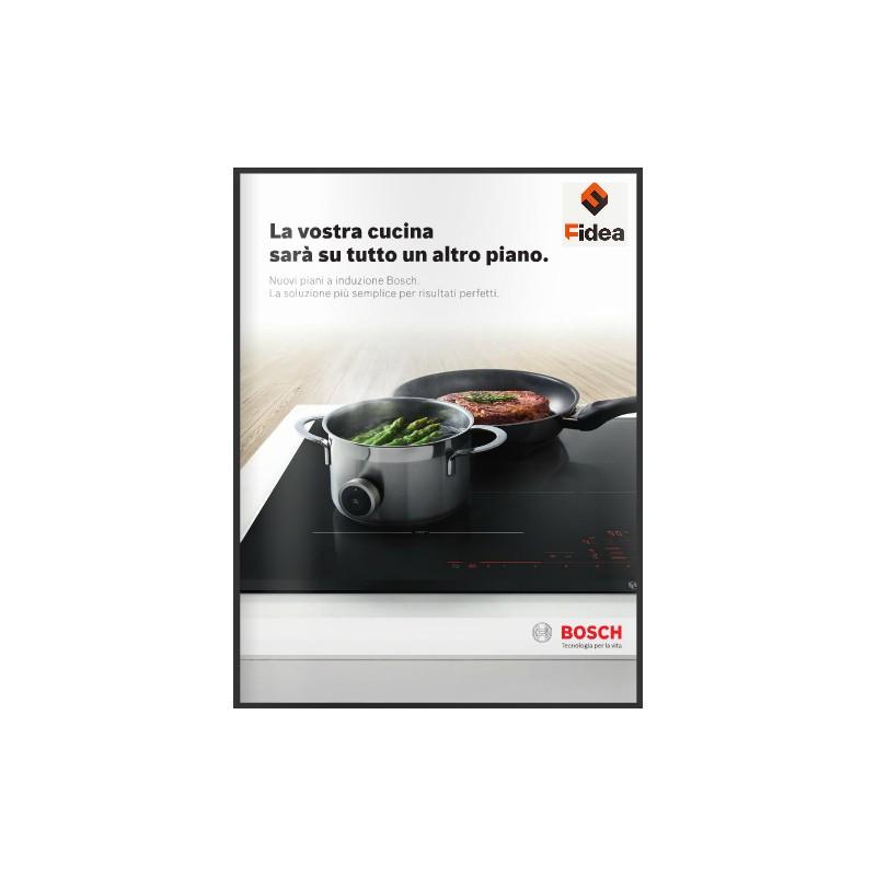 Catalogo Bosch piani cottura induzione 2016 | Fidea Lecce