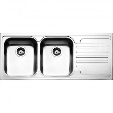 Apell VE11621RAC Venezia - Lavello inox 116*50