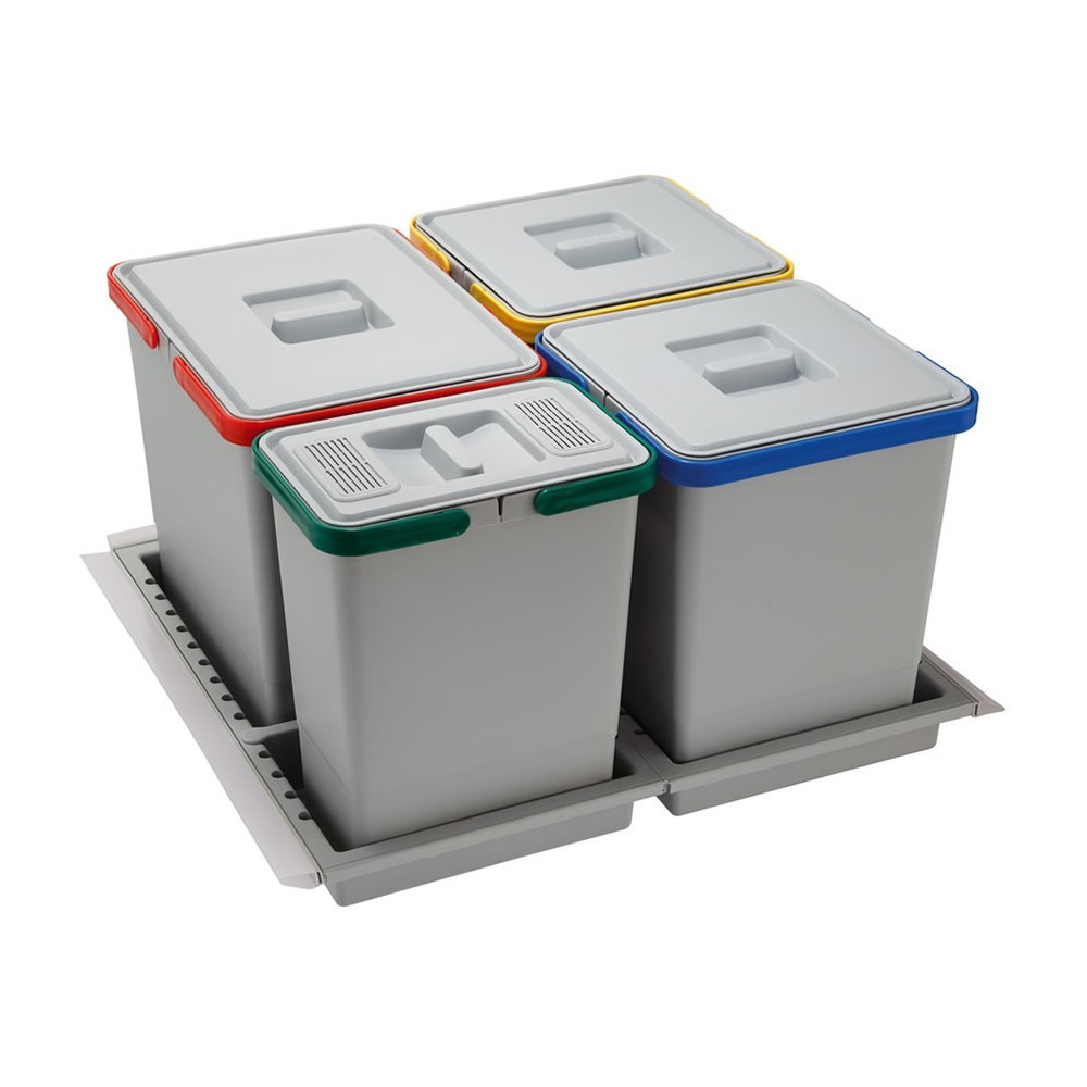 Pattumiera Per Cestone Sottolavello contenitori per raccolta differenziata   portarifiuti