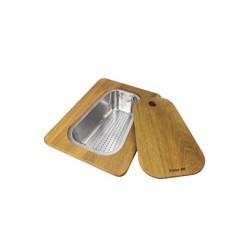 Kit tagliere + vaschetta 8644042 | Foster