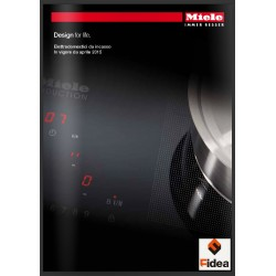 Catalogo Miele incasso 2015