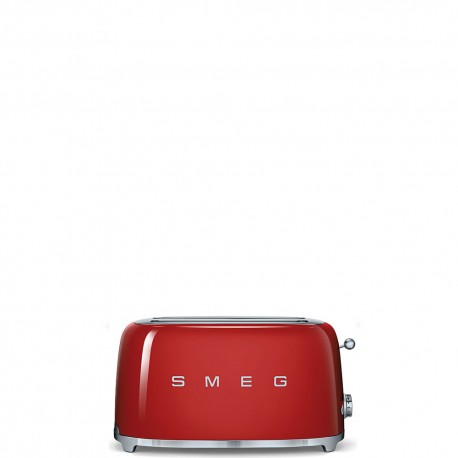 Tostapane Smeg 4 fette TSF02RDEU | Toaster Anni '50