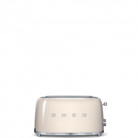 Tostapane Smeg 4 fette TSF02CREU | Toaster Anni '50