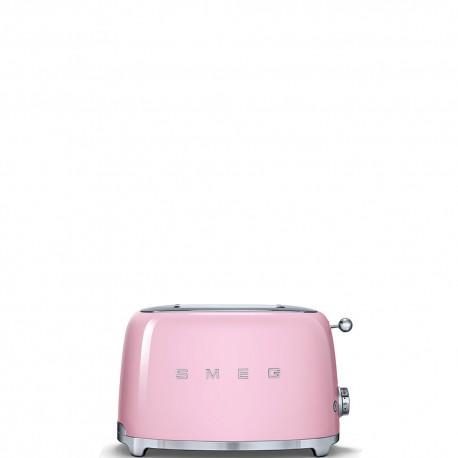 Tostapane Smeg TSF01PKEU | Toaster Anni '50