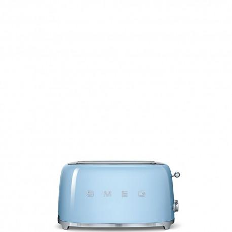 Tostapane Smeg 4 fette TSF02PBEU | Toaster Anni '50