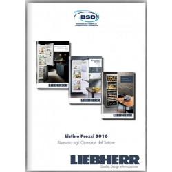 Catalogo frigoriferi Liebherr libera installazione-incasso-cantine vini aprile 2016