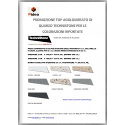 Promo Fidea top in Technistone
