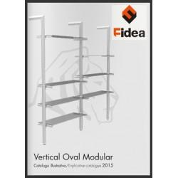 Brochure Fidea Vertical Oval